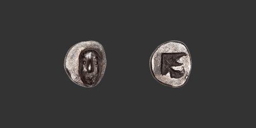 Odysseus Numismatique Monnaies Grecques Gauloises MARSEILLE • Hémiobole
