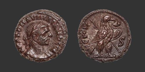 Odysseus Numismatique Monnaies Romaines Coloniales ALEXANDRIE - AURÉLIEN • Tétradrachme