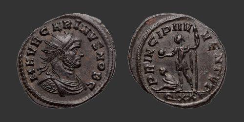 Odysseus Numismatique Monnaies Romaines CARIN • Antoninien