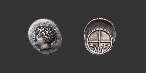 Odysseus Numismatique Monnaies Gauloises Grecques MARSEILLE • Obole