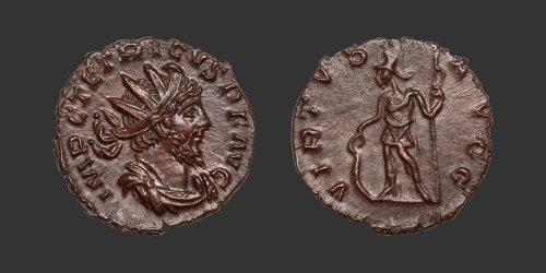 Odysseus Numismatique Monnaies Romaines TÉTRICUS Ier • Antoninien