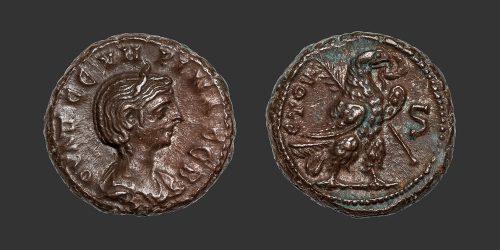 Odysseus Numismatique Monnaies Romaines Coloniales ALEXANDRIE - SÉVERINE • Tétradrachme