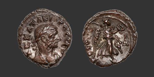 Odysseus Numismatique Monnaies Romaines Coloniales ALEXANDRIE - TACITE • Tétradrachme
