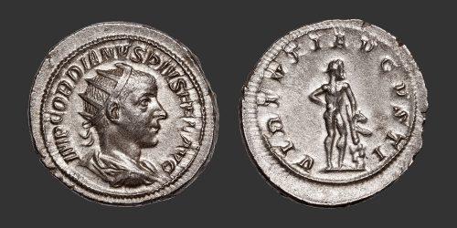 Odysseus Numismatique Monnaies Romaines GORDIEN III • Antoninien