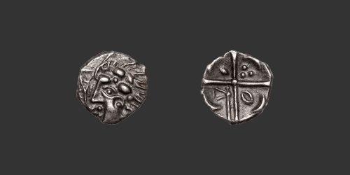 Odysseus Numismatique Monnaies Gauloises RUTÈNES • Obole