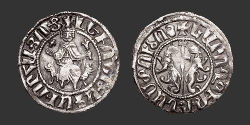 Odysseus Numismatique Monnaies Orient Latin ARMÉNIE CILICIENNE - LEVON Ier • Tram