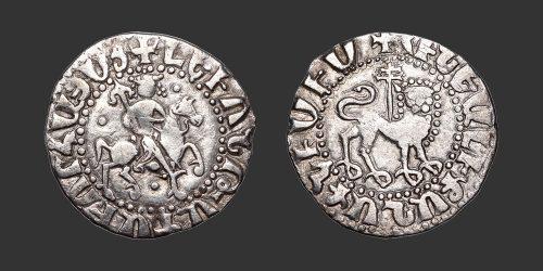 Odysseus Numismatique Monnaies Orient Latin ARMÉNIE CILICIENNE - LEVON II • Tram