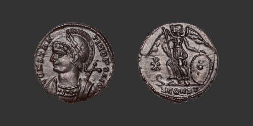 Odysseus Numismatique Monnaies Romaines CONSTANTIN Ier CONSTANTINOPOLIS • Nummus