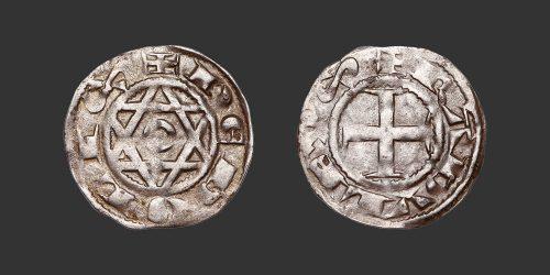 Odysseus Numismatique Monnaies Féodales DÉOLS - RAOUL VI • Denier