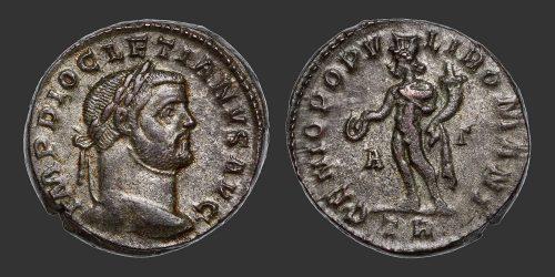 Odysseus Numismatique Monnaies Romaines DIOCLÉTIEN • Follis