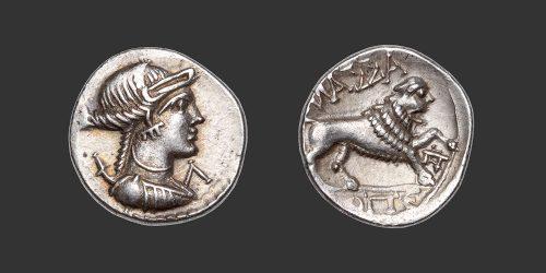Odysseus Numismatique Monnaies Grecques Gauloises MARSEILLE • Drachme