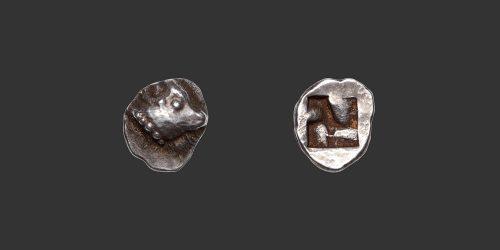 Odysseus Numismatique Monnaies Grecques Gauloises MARSEILLE - AURIOL • Hémiobole