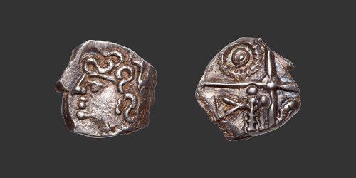 Odysseus Numismatique Monnaies Gauloises RUTÈNES • Drachme