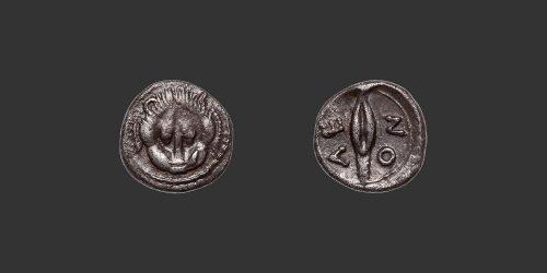 Odysseus Numismatique Monnaies Grecques SICILE - LÉONTINI • Litra