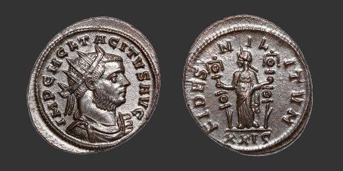 Odysseus Numismatique Monnaies Romaines TACITE • Antoninien