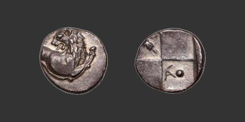 Odysseus Numismatique Monnaies Grecques THRACE - CHERSONÈSE • Hémidrachme