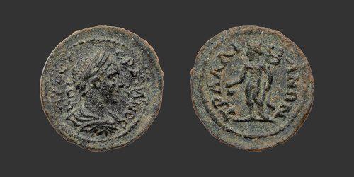 Odysseus Numismatique Monnaies Romaines Coloniales TRALLES - GORDIEN III • Bronze