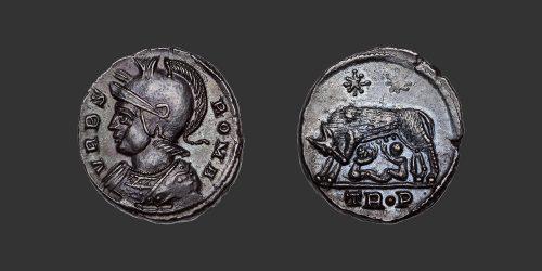 Odysseus Numismatique Monnaies Romaines CONSTANTIN Ier URBS ROMA • Nummus