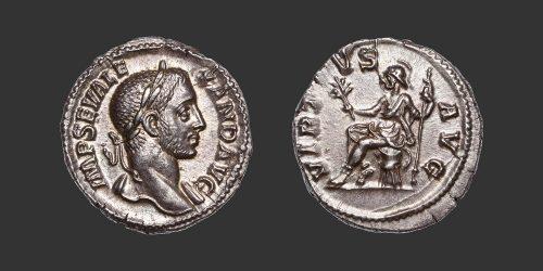 Odysseus Numismatique Monnaies Romaines ALEXANDRE SÉVÈRE • Denier