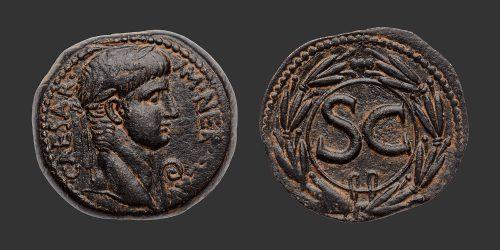 Odysseus Numismatique Monnaies Romaines Coloniales ANTIOCHE - NÉRON • Bronze
