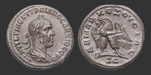 Odysseus Numismatique Monnaies Romaines Coloniales ANTIOCHE - TRAJAN DÈCE • Tétradrachme
