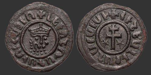 Odysseus Numismatique Monnaies Orient Latin ARMÉNIE CILICIENNE - LEVON Ier • Tank