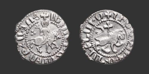 Odysseus Numismatique Monnaies Orient Latin ARMÉNIE CILICIENNE - LEVON III • Tram