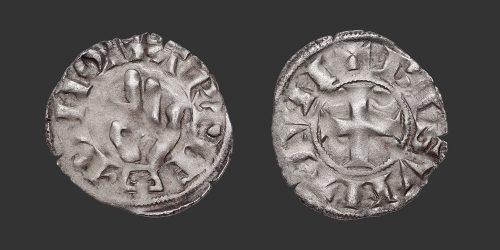 Odysseus Numismatique Monnaies Féodales BESANÇON • Denier