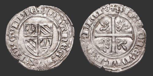 Odysseus Numismatique Monnaies Féodales BOURGOGNE - JEAN SANS PEUR • Grand Blanc