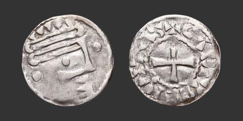Odysseus Numismatique Monnaies Féodales CHARTRES • Denier