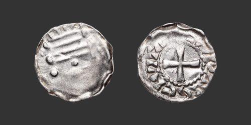 Odysseus Numismatique Monnaies Féodales CHARTRES • Obole