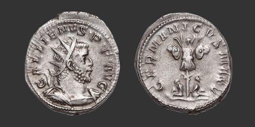Odysseus Numismatique Monnaies Romaines GALLIEN • Antoninien