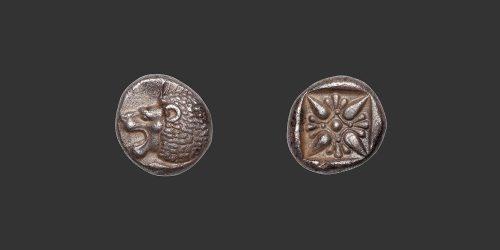 Odysseus Numismatique Monnaies Grecques IONIE - MILET • Diobole