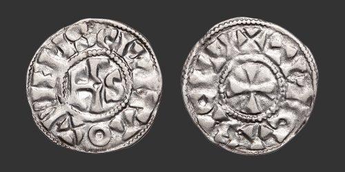 Odysseus Numismatique Monnaies Féodales MEAUX & TROYES • Denier