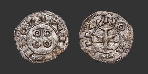 Odysseus Numismatique Monnaies Féodales MELGUEIL • Denier