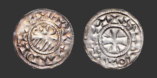 Odysseus Numismatique Monnaies Féodales PROVINS & SENS • Denier