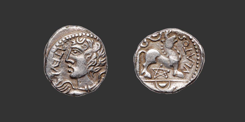 Odysseus Numismatique Monnaies Gauloises RÈMES • Quinaire