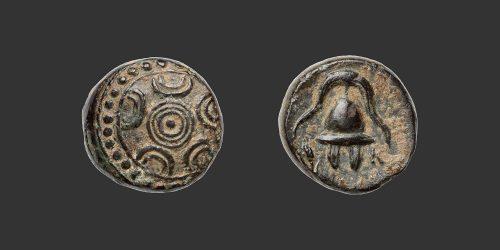 Odysseus Numismatique Monnaies Grecques ROYAUME DE MACÉDOINE - ALEXANDRE III LE GRAND • Bronze