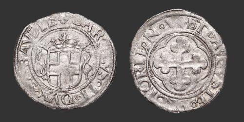 Odysseus Numismatique Monnaies Féodales SAVOIE - CHARLES II LE BON • Gros