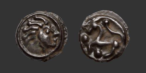 Odysseus Numismatique Monnaies Gauloises SÉNONS • Potin