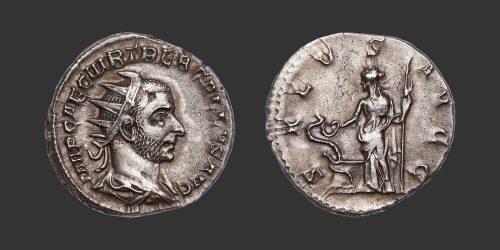 Odysseus Numismatique Monnaies Romaines TRÉBONIEN GALLE • Antoninien